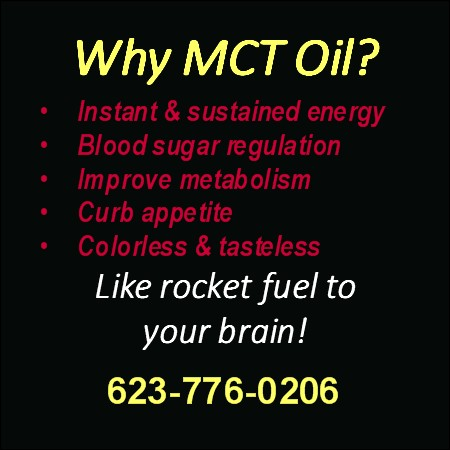 MCT Oil Increase Metabolism Alzheimers Memory Loss Hypothyroid Weight Loss Chronic Fatigue